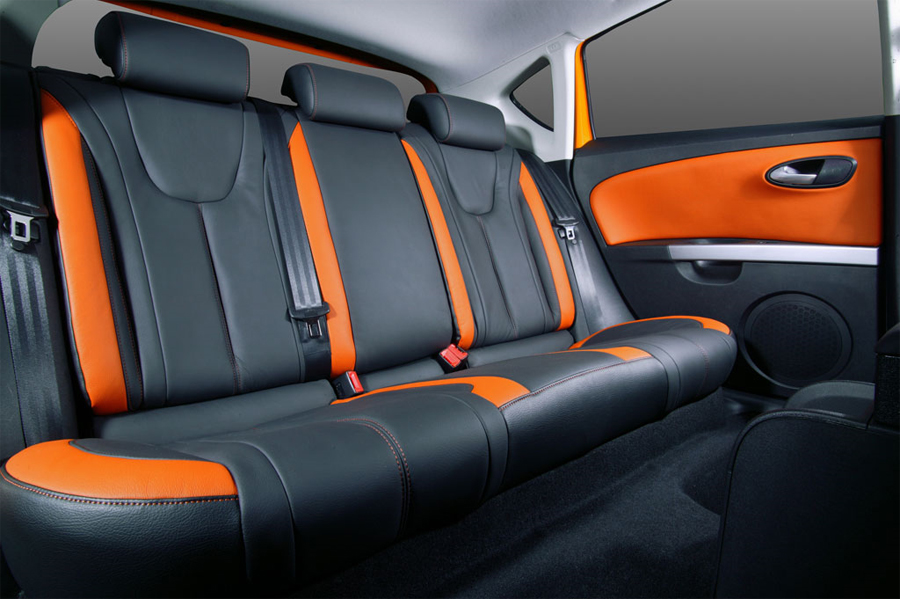 AUTOMOTIVE CRAZE CAR UPHOLSTERY SEAT DESIGNS