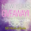 Unputdownable Books New Years Giveaway!