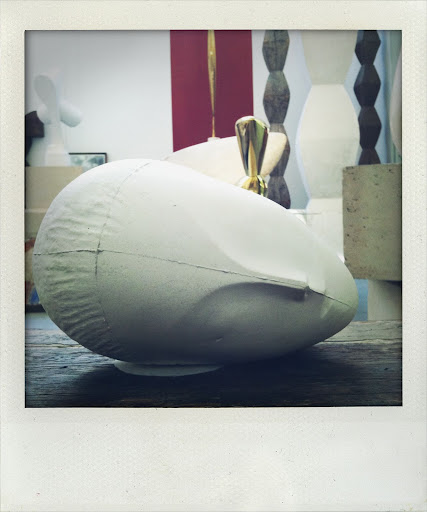Atelier Brancusi at the Centre Pompidou