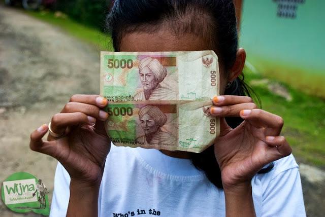Uang korupsi Dani Iswahyuni