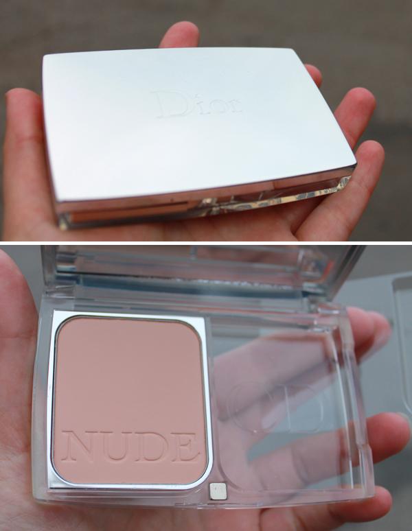 Dior - Diorskin Nude Powder Compact