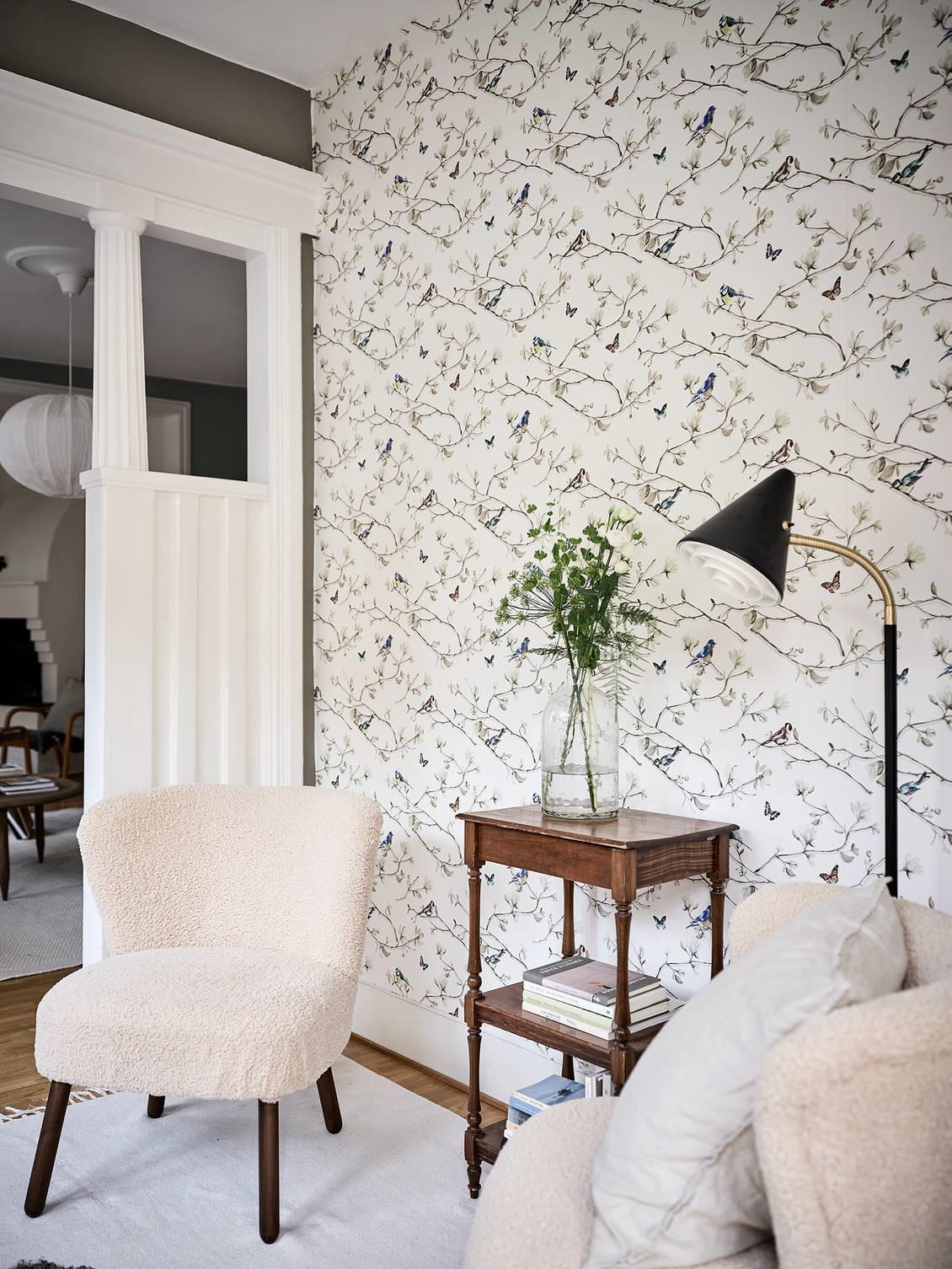 Papel pintado de estilo nórdico_Actualhaus