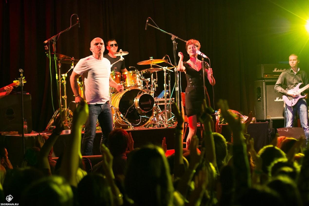 Фотосъёмка концерта, репортаж