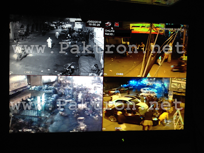 Pakistan CCTV Installer