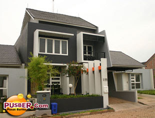 Model rumah minimalis tipe 21 - pusber.com