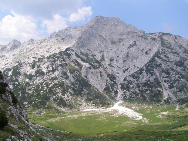 Slovenija - Logarska dolina, Ojstrica, 5.7.2015.