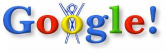 El primer Doodle de Google: Burning Man Festival (1999)
