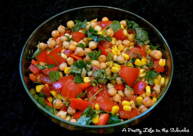 Corn & Bean Salad