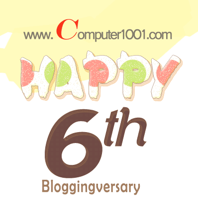 6 Tahun Computer 1001