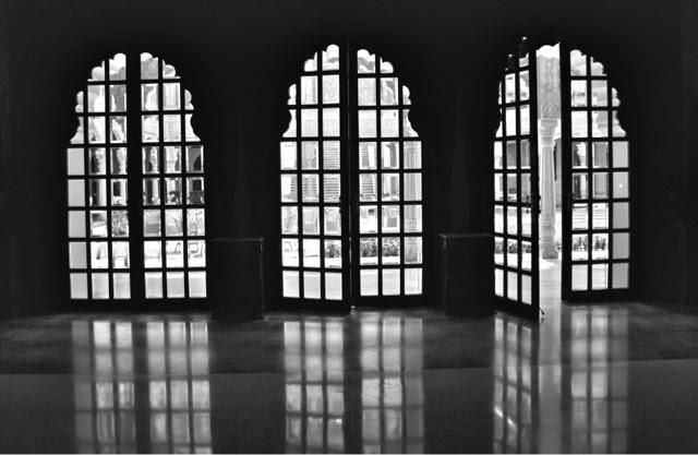 suryagarh jaisalmer black and white review