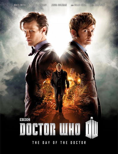 "El día del Doctor (Doctor Who) (2013) Doblaje: Catellano Género: ciencia ficción Sinopsis: Tambien titulada ""Doctor Who: The Day of the Doctor"" trata sobre […]"