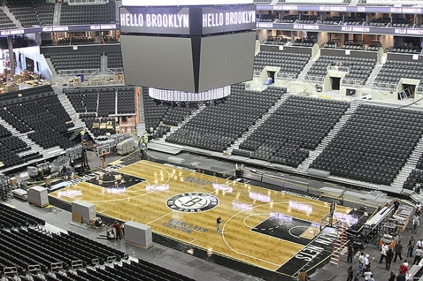 BlackBerry Takes A Seat In New York's Barclays Center With A New Ad Deal
