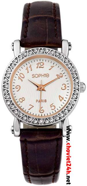 Đồng hồ nữ Sophie Cravelle - WPU260
