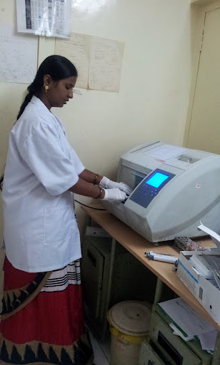 Vidas mini at Sachin Kale Lab