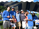 alumni at the 4th annual tailgate