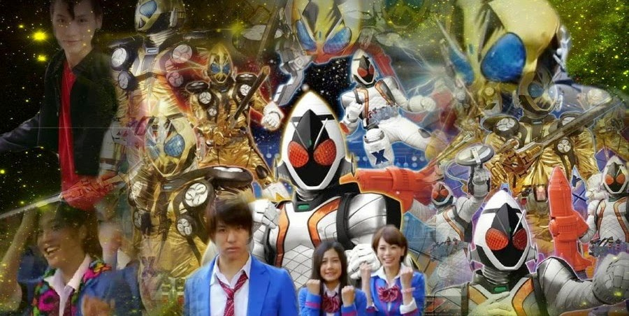 Xem phim Kamen Rider Fourze - Kamen Rider - Fourze Vietsub