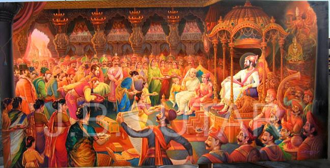 J B Sutar Shivaji