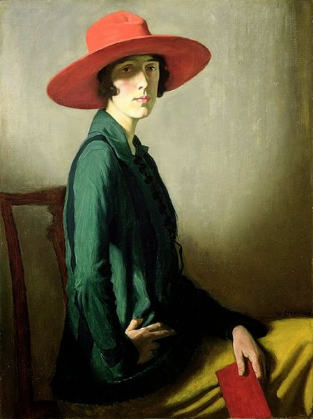 William Strang - Portrait of Vita Sackville-West