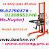 Xe nâng quay đổ phuy model QDP3514 giá siêu rẻ, siêu cạnh tranh - www.xenang.pro.vn - 01208652740 Huyền