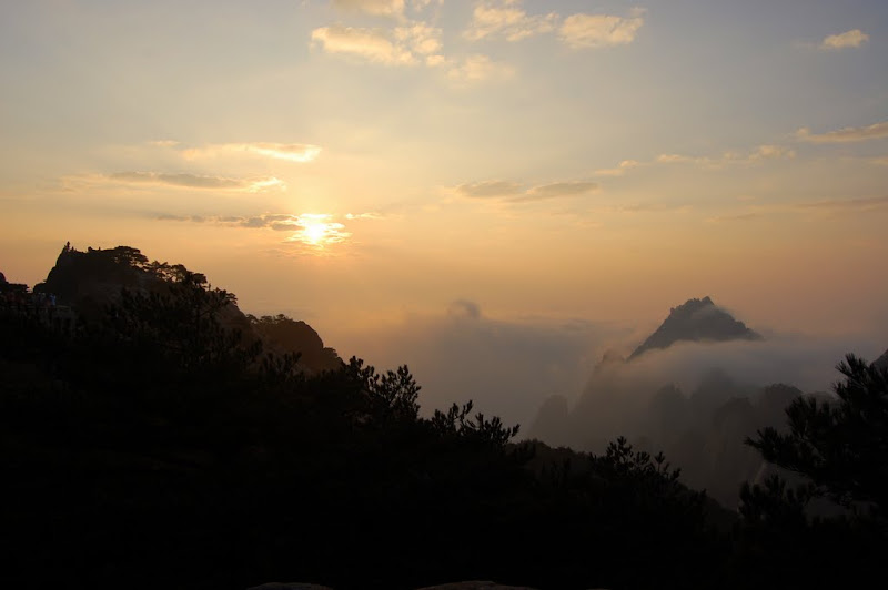 Sunrise Huangshan
