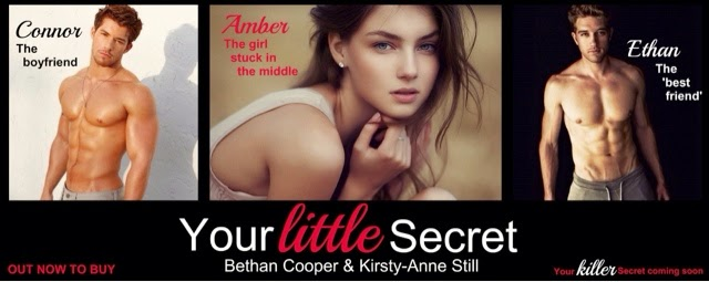 Your Little Secret by Kirsty-Anne Still and Bethan Cooper Teaser