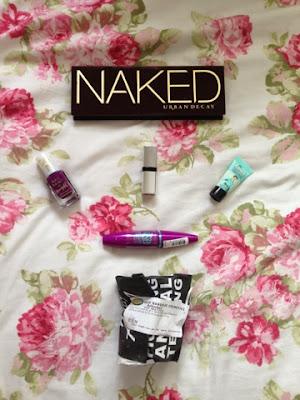 January beauty product favourites