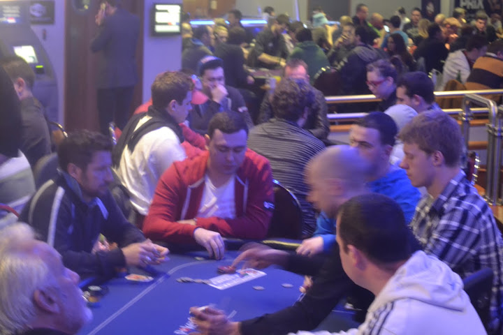 UKIPT Nottingham: Final table, levels 24-27 (30,000-60,000, 5,000 ante)