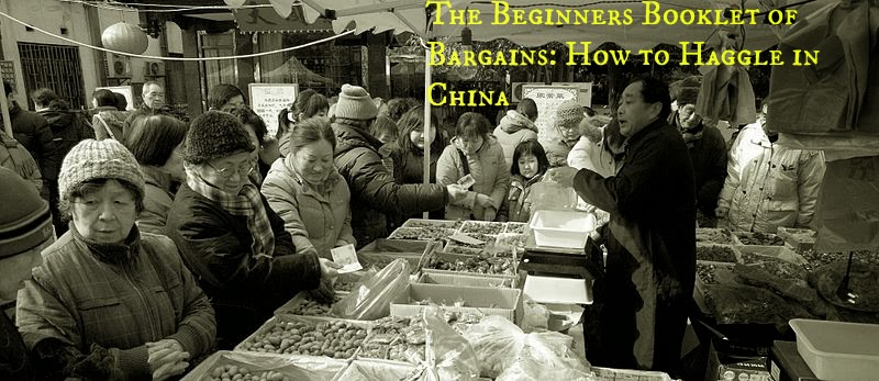 How to Haggle in China