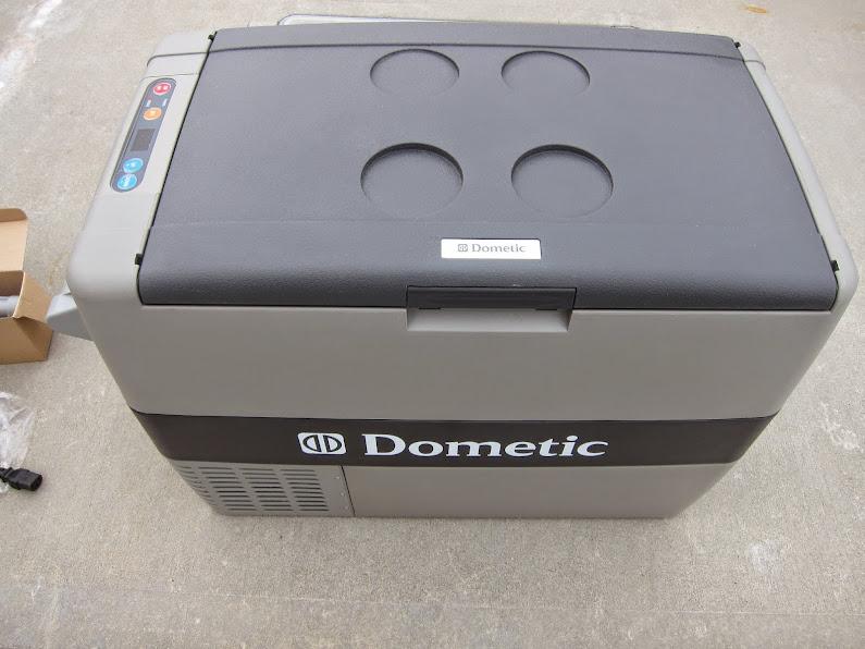 for sale dometic coolfreeze cf 50 cooler freezer. Black Bedroom Furniture Sets. Home Design Ideas