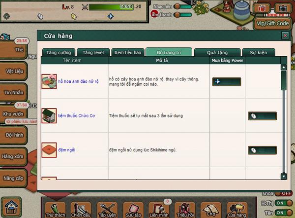 Soi webgame Hime Garden trước ngày ra mắt 4