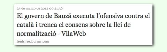 Font: Vilaweb