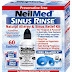 FREE NeilMed Sinus Rinse Bottle with Two Packets (US)