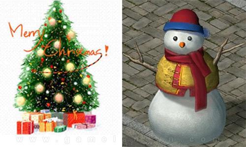 Kiếm Thế tung sự kiện đón Giáng sinh và năm mới 2