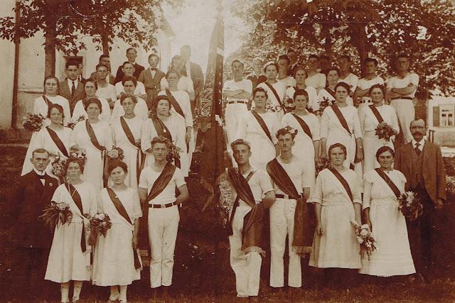 TVB Fahnenweihe 17.6.1923