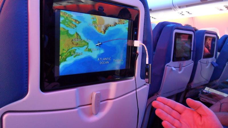 air transat ife aviation polls forum airliners net