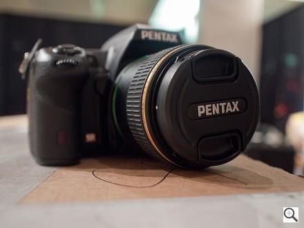 PENTAX K-5 DSLR
