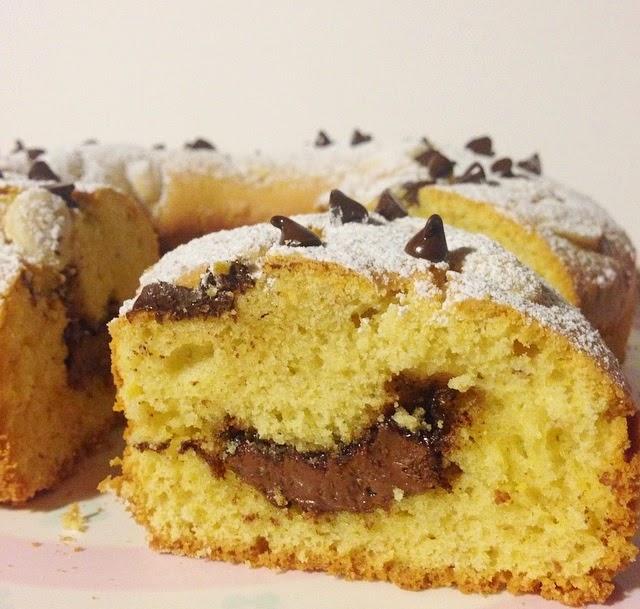Ricette torta alla nutella senza latte