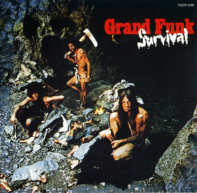 Grand Funk Railroad ~ 1971 ~ Survival