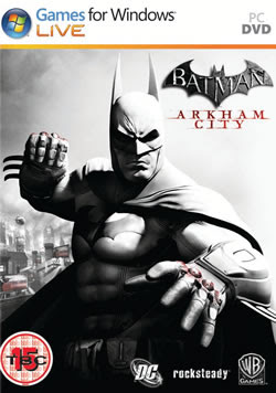 Batman Arkham City   PC Full + Crack