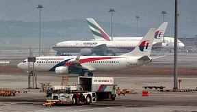 #pray4mh370: Vietnam kesan MH370 tukar arah ke barat