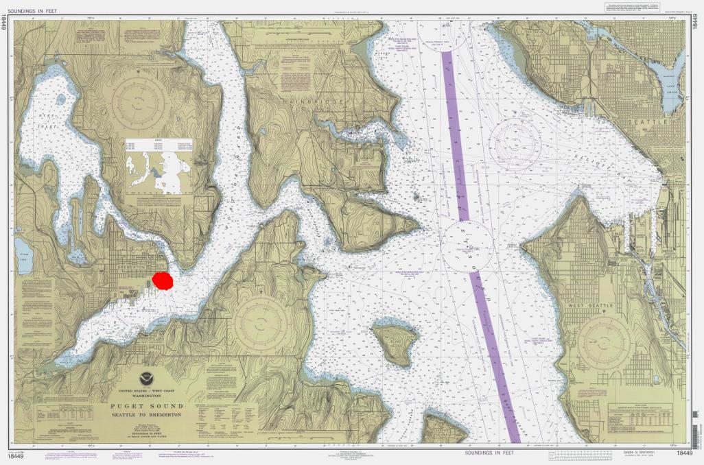 Windborne In Puget Sound Destination Bremerton