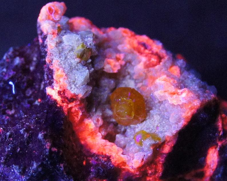 Colección de Minerales Fluorescentes _DSC4489
