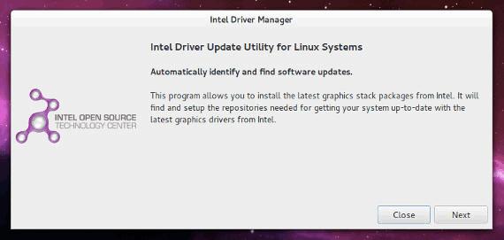Intel actualiza su Intel Driver Manager, pero sólo para Ubuntu 13.10