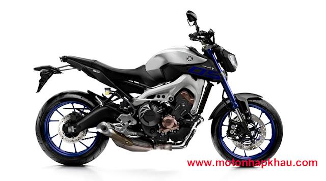 Yamaha MT-09 ABS Nhập Khẩu Châu Âu