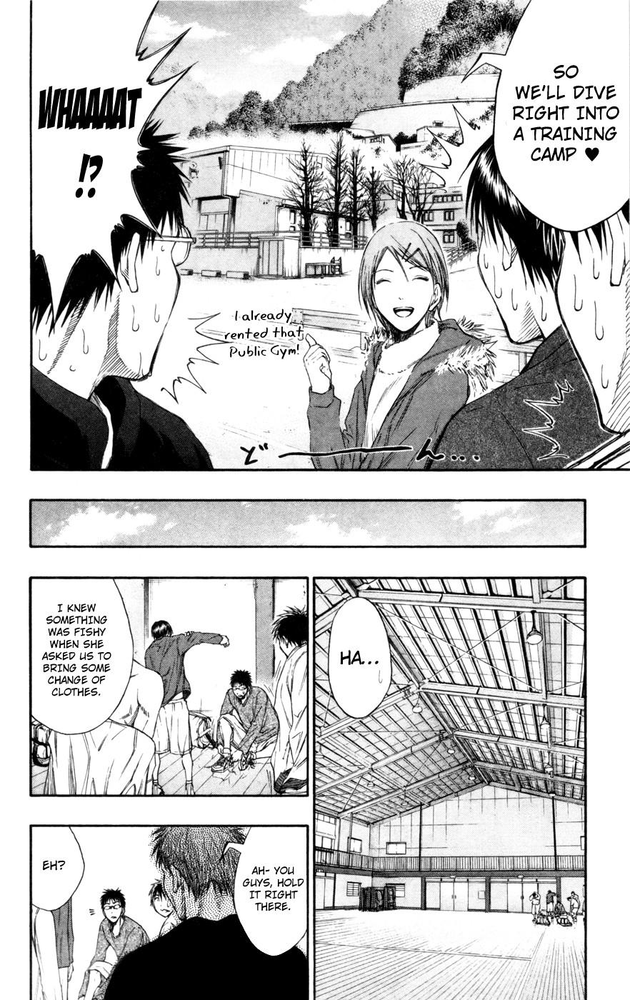 Kuroko no Basket Manga Chapter 111 - Image 06