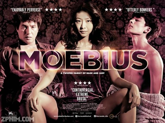 Ảnh trong phim Trên Cả Kinh Sợ - Moebius 1