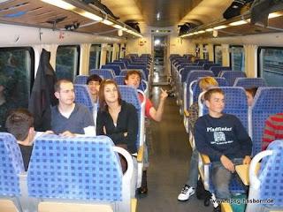 2007: Berlinfahrt der Pfadis