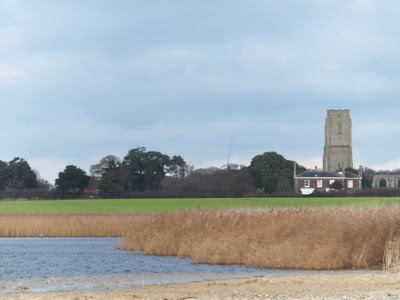 Covehithe Broad and Church