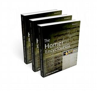 First Homer encyclopedia brings epic poetry and ancient Greece to life