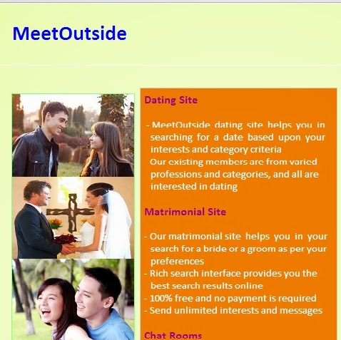 Dating sites in usa with payment